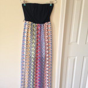 Lily Rose S tube top dress